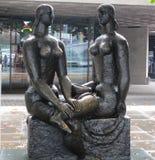 статуи Стоковое фото RF