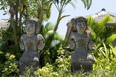 Статуи Balines Стоковое Фото