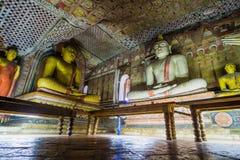 Статуи Budda Стоковые Изображения RF