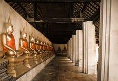 Статуи Buddah Стоковые Изображения