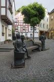 Статуи Cochem Стоковые Изображения RF