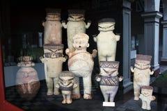 Статуи Incas стоковые фотографии rf