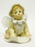 Статуэтка меньший ангел Стоковые Фото
