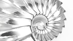 Статуэтка роскоши козерога диаманта Стоковые Изображения RF