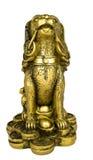 статуэтка собаки Стоковое Изображение RF