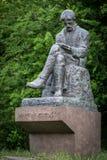 Статуя  Ãn Мартина KukuÄ стоковые изображения rf