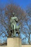 Статуя Авраама Линкольна Стоковое Изображение