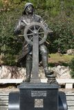 Статуя Альберта 1 Стоковая Фотография RF