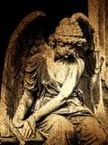 статуя ангела Стоковое Изображение