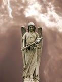 статуя ангела Стоковые Фото