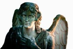 статуя ангела стоковое фото rf