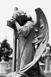 Статуя Анджела Стоковые Изображения