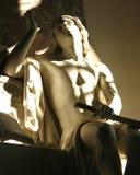 Статуя Анджела Стоковое фото RF