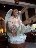 Статуя Анджела Стоковое Фото