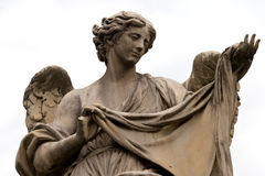 Статуя Анджела Стоковые Фотографии RF