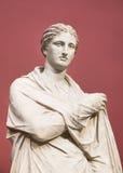 статуя богини Афины Стоковое Изображение