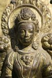 статуя богини индусская Стоковое Изображение