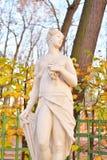 Статуя богини Немезиды стоковые фотографии rf