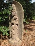 Статуя богини Стоковое Изображение RF