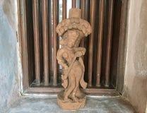 Статуя богини стоковые изображения