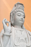 статуя богини Стоковое фото RF
