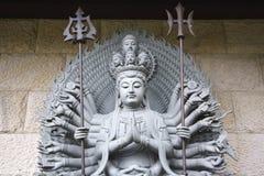 статуя Будды Стоковые Фотографии RF