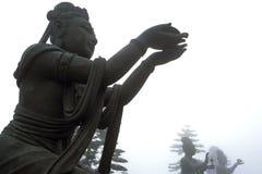 статуя будизма Стоковые Фото