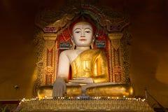 Статуя Будды бирманца Стоковое Изображение