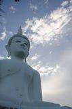 статуя Будды большая Стоковое фото RF