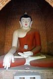Статуя Будды в Bagan стоковое изображение rf
