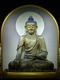 Статуя Будды в Lushun, Китае Стоковое Изображение RF