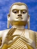 Статуя Будды гиганта - Dambulla - Шри-Ланка Стоковые Фотографии RF