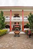 Статуя Будды используемая как талисман буддизма Стоковые Фото