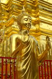 Статуя Будды на Doi Suthep Стоковое фото RF