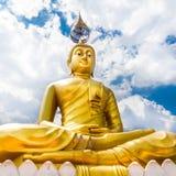 Статуя Будды - пещера тигра Krabi - Wat Tham Sua, Krabi, Таиланд Стоковые Фотографии RF