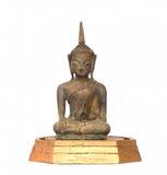 статуя Будды старая Стоковые Фотографии RF