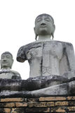 статуя Будды старая Стоковые Фото