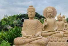 Статуя Будды, Таиланд Стоковое Изображение RF