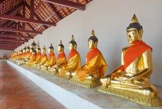 Статуя Будды Стоковое Фото