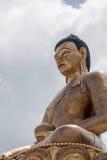Статуя Будды Dordenma, гигант Будда, Тхимпху, Бутан Стоковая Фотография