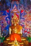 Статуя 3 Будд Стоковая Фотография