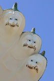 статуя вероисповедания Стоковые Фотографии RF