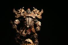 Статуя воина Orc от allods игры стоковое фото rf