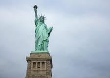 Статуя вольности, Нью-Йорк Стоковое Изображение RF