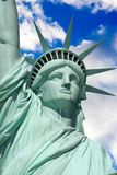 статуя вольности Стоковое Изображение RF