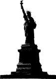 статуя вольности иллюстрация вектора