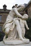 Статуя воспитания Стоковое Фото