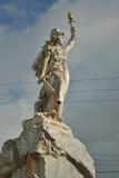 статуя 2 вольностей Стоковое Изображение RF