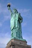 Статуя вольности, Нью-Йорк Стоковая Фотография