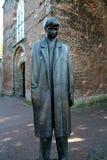 Статуя в городе Meppel Стоковые Фотографии RF